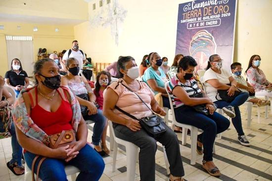 Reconocimiento a mujeres y comunidad LGBTI en Quilichao