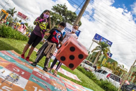 RecreoVía Popayán un espacio para el deporte y el emprendedor