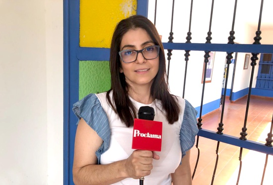 Victoria Jiménez, directora Cámara de Comercio del Cauca - Seccional Norte