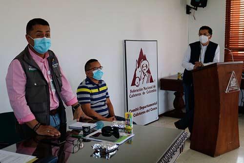 Plan de acción para los caficultores de Popayán: producción, infraestructura y cuidado ambiental