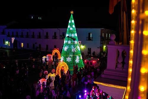 Popayán le apuesta a una navidad en familia, segura y saludable