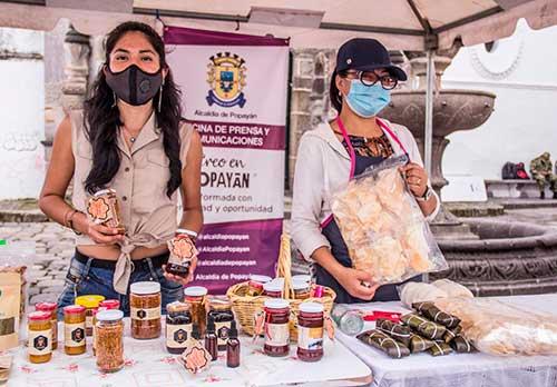 Se fortalece la cocina tradicional de Popayán