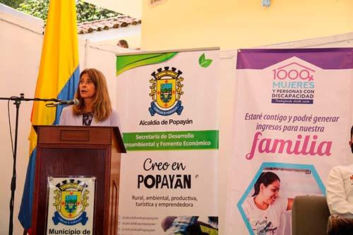 Popayán recibe apoyo del Gobierno Nacional para fortalecer reactivación económica