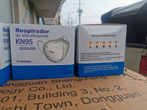 Elementos de protección para Entidades de salud en el Cauca