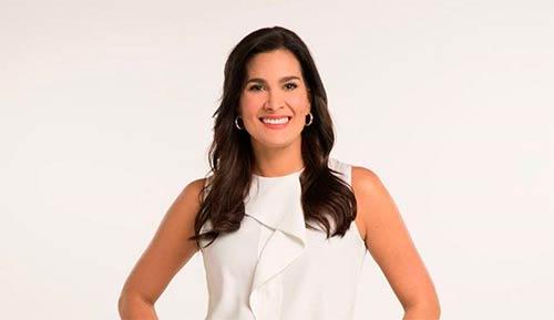 Vanessa de La Torre y su pregunta al presidente Iván Duque