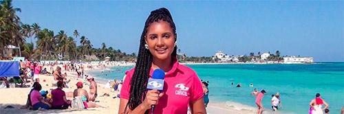 Vilma Jay y su informe sobre la destrucción de su casa en San Andrés