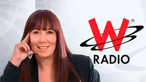 María Jimena Dussán y su paso a la radio