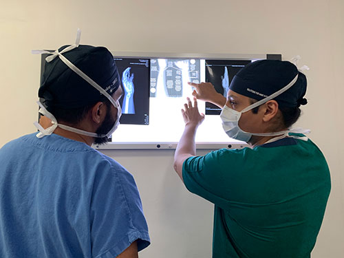 Hospital San José ya cuenta con el servicio de Cirugía de Mano y Microcirugía