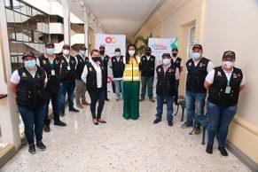 Dotación para el fortalecimiento del Grupo Operativo Anticontrabando del Cauca