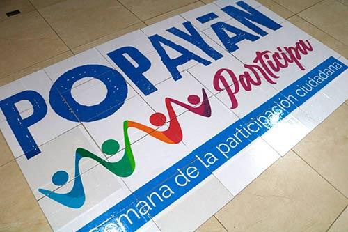 Popayán fortaleció su ejercicio comunitario con la Semana de la Participación