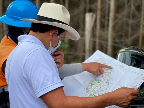 Avanza significativamente el proceso de delimitación veredal en Popayán