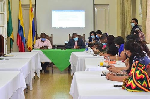 Gobierno Departamental impulsa acciones de reparación integral a población víctima del Cauca