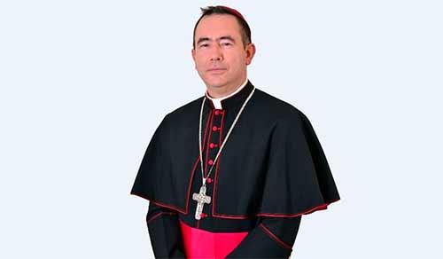 MONSEÑOR MIGUEL FERNANDO GONZÁLEZ NUEVO OBISPO DE EL ESPINAL
