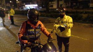 Bajo índice de vehículos inmovilizados en Popayán