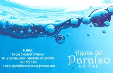 Aguas del Paraíso - Santander de Quilichao