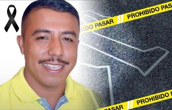 Asesinan al concejal Fermiliano Meneses Hoyos, en Argelia