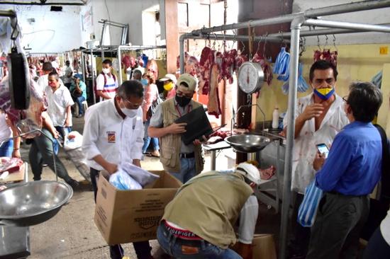 Se podrá comercializar alimentos en Quilichao en Toque de Queda