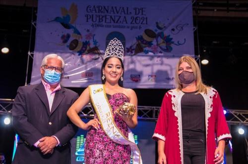 Con broche de oro cerró el Carnaval de Pubenza 2021