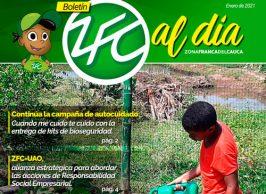 Conozca el boletín informativo de Zona Franca del Cauca