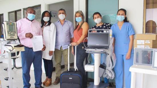 Gerencia del hospital de Quilichao continúa gestionando nuevos equipos