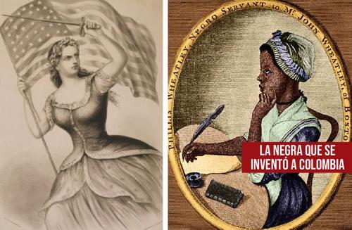 La negra que se inventó a Colombia
