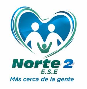 Logo ESE Norte 2 - Más cerca de la gente