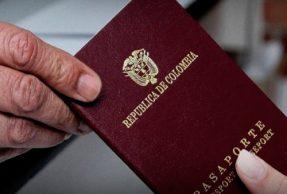 Nuevas tarifas para tramitar pasaportes
