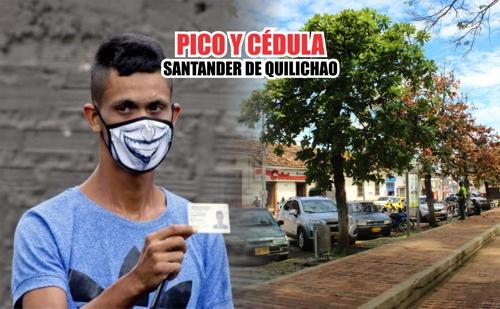 Conozca la medida del Pico y Cédula en Santander de Quilichao