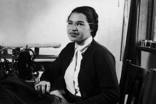 ROSA PARKS «La primera dama de los derechos civiles»