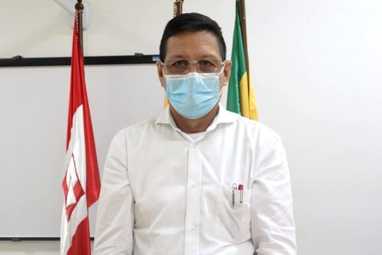Rector de la Universidad del Valle, Edgar Varela Barrios
