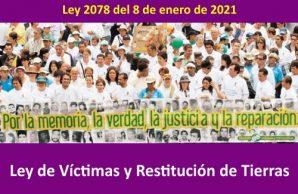 Sancionada prórroga a Ley de Víctimas por 10 años