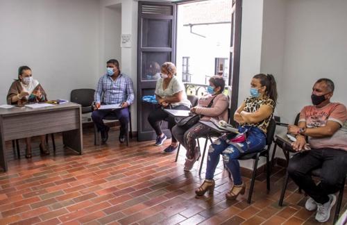 Se logran acuerdos con vendedores informales de Popayán