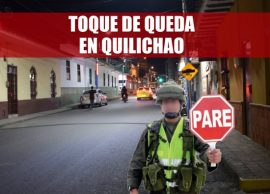 Atención: Toque de queda en Santander de Quilichao
