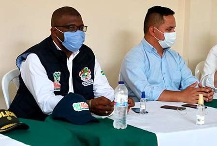 Alto Comisionado para la Paz, Gobernación del Cauca y Alcaldía de Argelia se unen en defensa de la vida