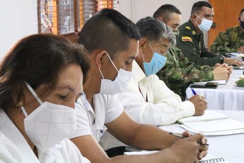 Acuerdan construir 'Mesa de la Ruralidad' para Popayán