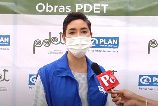 Ángela Anzola de Toro, presidenta ejecutiva de Fundación Plan