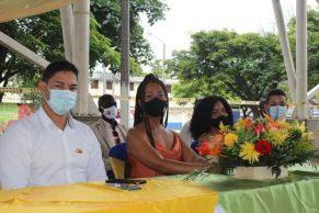 Así celebró Villa Rica sus 22 años de municipalidad