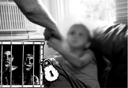 Dos presuntos abusadores de niños fueron enviados a la cárcel