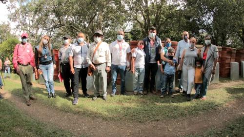 Fortalecen cadena apícola del Cauca desde Santander de Quilichao.