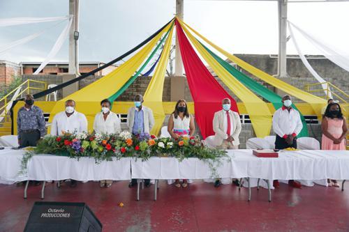 Guachené: esplendor y prosperidad quinceañera