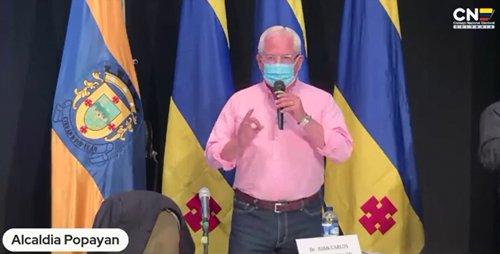 """Popayán también se contagió del """"virus"""" de la revocatoria"""