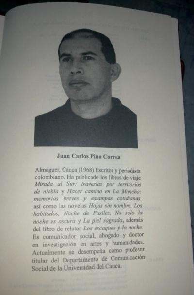 Juan Carlos Pino Correa - Umbral