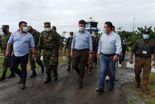 La masacre de este fin de semana se ejecutó en Tumaco