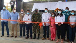 Ministro del Interior inauguró CIC en Quilichao