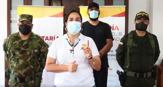 No vamos a ceder frente a la delincuencia - Lucy Amparo Guzmán - Alcaldesa de Quilichao