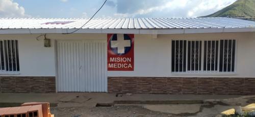 Puesto de salud corregimiento Betulia - Suárez - Cauca
