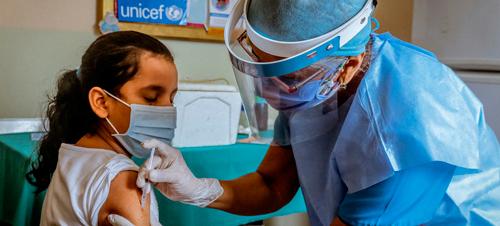 Se distribuirán las otras 50 mil vacunas