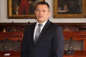 Concejal William Ricardo Campiño Acosta