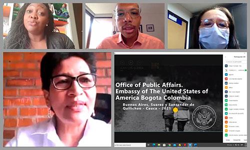 """La recuperación de la cultura afro, una apuesta del Gobierno Departamental """"42 motivos para avanzar"""""""