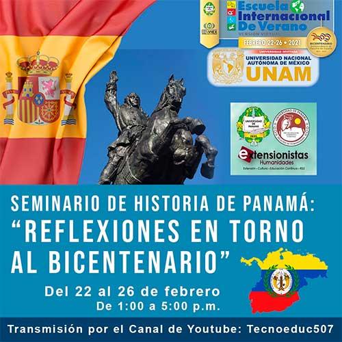 """Docente de Unicauca participa en el Seminario de Historia de Panamá: """"Reflexiones en torno al Bicentenario"""""""